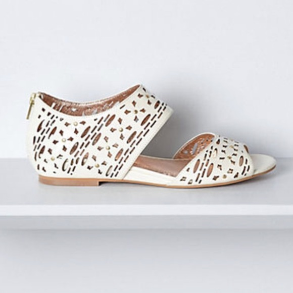 12cff0d7850 Anthropologie Shoes - Anthro Miss Albright cutout sandals